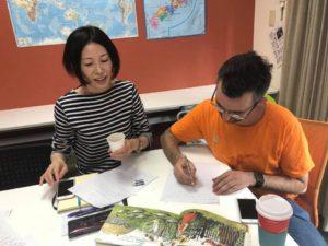 福岡でマンツーマンの英会話レッスン 博多で国際交流