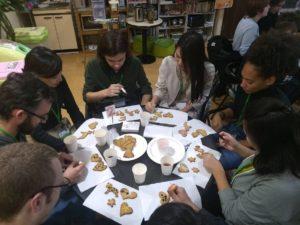 外国人と国際交流 福岡 英会話 留学