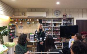 英会話上達 福岡で英会話 外国人の人と国際交流