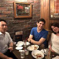 外国人と福岡で英会話レッスン