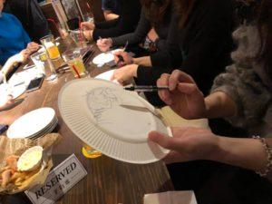 福岡で国際交流パーティ